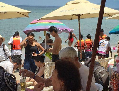 Beach Scene 3, Puerto Vallarta