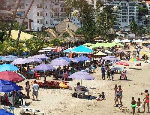Beach Scene 2, Puerto Vallarta