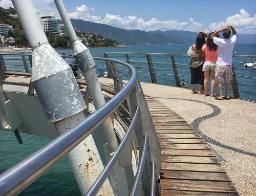 Observation Pier, Puerto Vallarta
