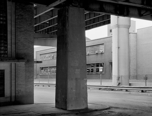 Old Spring Avenue Overpass, 1990
