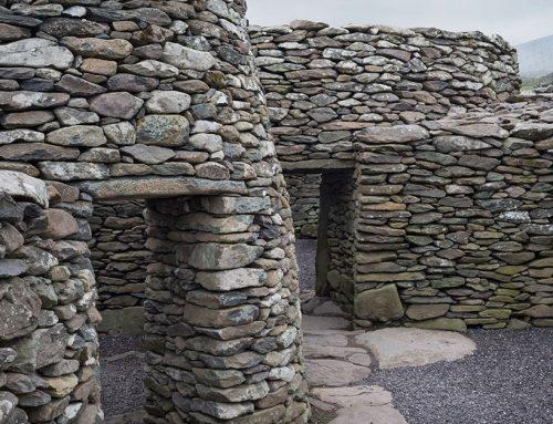 Fahan Beehive Huts, Dingle Peninsula 3