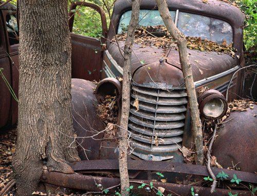 1937 Oldsmobile, Ste. Genevieve, Missouri