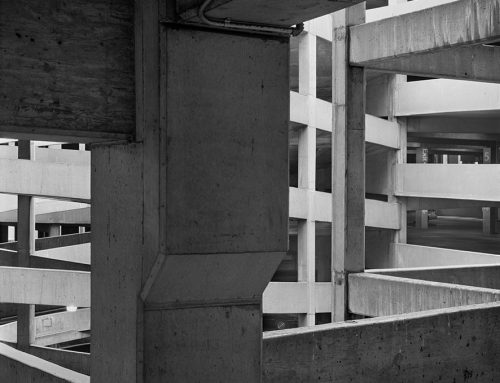 Parking Garage Series #10