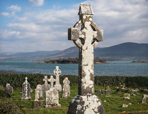 Templenoe Burial Ground