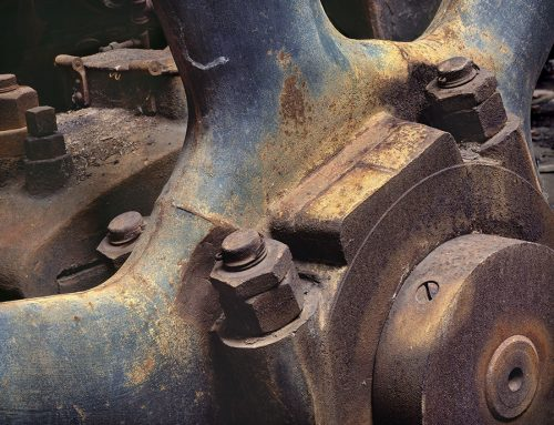 Turbine Detail 2