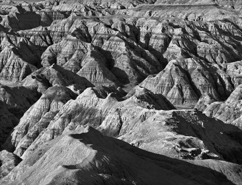 Badlands National Park, Morning, South Dakota, 2008