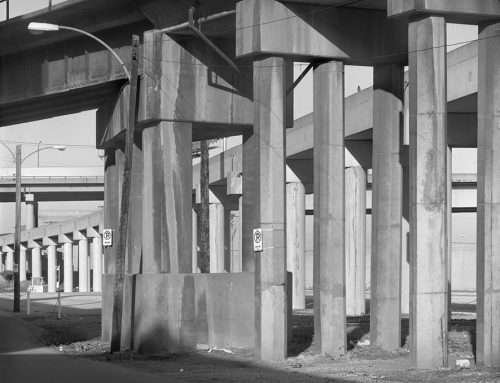 I-64 From Chouteau's Landing, 1987