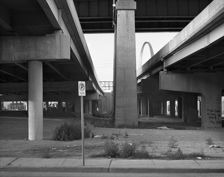 /product//interstates-44-55-poplar-street-bridge-and-the-arch-1988/