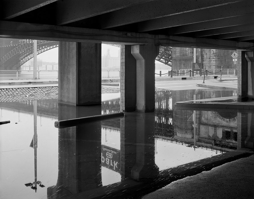 /product//eads-bridge-and-reflection-from-the-riverfront-garage-flood-of-2019/