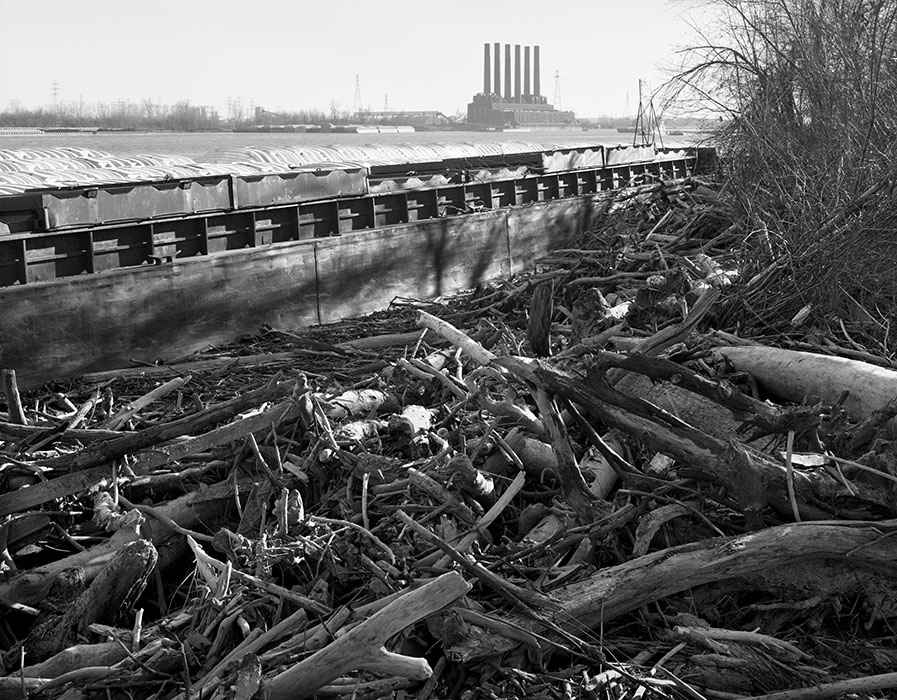 /product//barges-and-log-jam-port-of-st-louis-flood-of-2016/