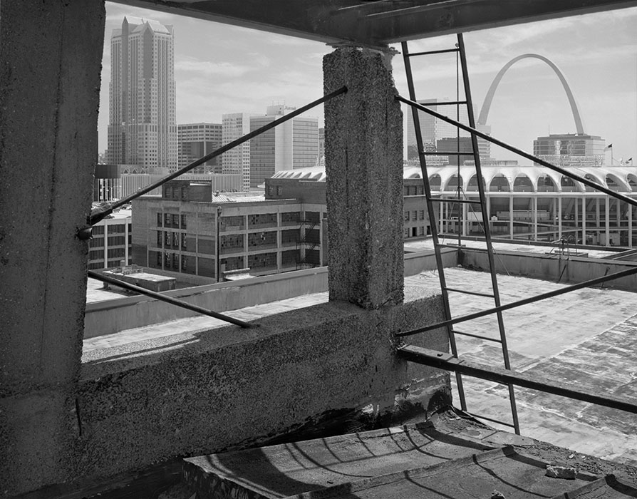 /product//arch-busch-stadium-from-cupples-station-water-cistern-tower-1997/