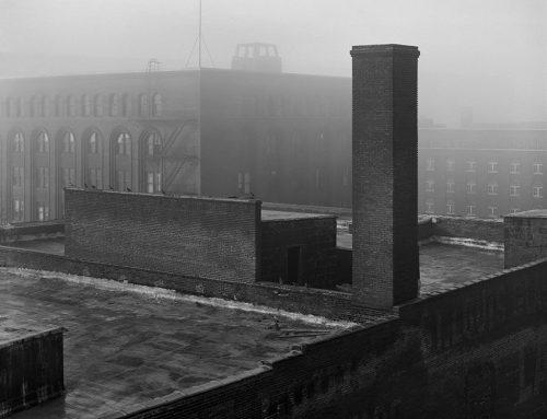 Cupples Station 2, Fog, Sunrise, 1997