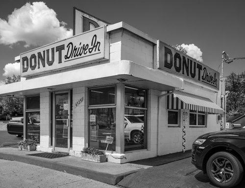 Donut Drive In, Chippewa Street, 2021