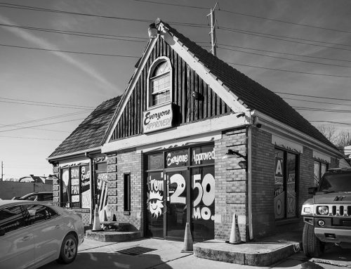 Used Car Lot #2, Chippewa Street, 2021